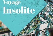 Voyage Insolite & Alternatif / Expériences de voyage et d'activités insolites et alternatives! Tableau collaboratif. Maximum une épingle par jour.