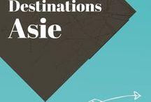 Destinations Asie
