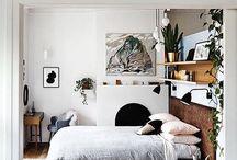 Lägenhets / rum inspiration♕