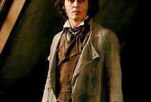 Johnny Depp - Sweeney Todd (Demoniczny Golibroda)