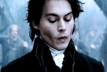 Johnny Depp - Ichabod Crane ( Jeździec bez głowy )