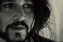 Johnny Depp - Frank Tupelo ( Turysta)