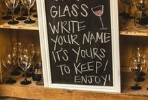 Wine Party Ideas / Find interesting and new ways to entertain at your next party.