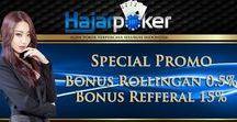 HajarPoker / Situs yang terpercaya hanya ada di HAJARPOKER.NET member aktif hingga ribuan 100% Game Adil. Player Asli VS Player Asli. Tanpa Robot & Tanpa Admin. bonus terbesar berlaku untuk sekerang ini. 1 User Id Dalam ada 7 permainan ( * Texas Poker ) ( * Domino QQ ) ( * Ceme ) ( * Bandar Ceme ) ( * Capsa Susun ) ( * Super10 ) ( * Live Poker ) Info Lebih lanjut Silakan Hubungin Kami dangan CS Pelayanan ramah, online 24 jam, WhatsApp : +855975246061, BBM : 2BF54DAB, LINE : Hajarpoker, WeChat : Hajarpoker