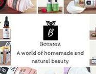 Botania Skincare Etsy Shop