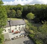 Glandwr Farmhouse Holiday Cottage / Glandwr Farmhouse Luxury Holiday Cottage in Pembrokeshire West Wales.