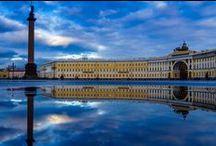 St. Petersburg. Old town / St. Petersburg old town