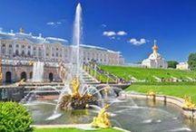 St. Petersburg. Fountains / St. Petersburg fountains