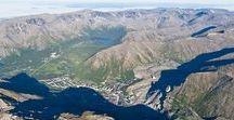 Murmansk region. Mountain / Mountain of the Murmansk region