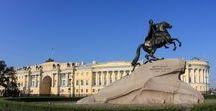 St. Petersburg. Monuments / Monuments of St. Petersburg