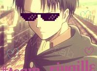 #team_rivaille / Did you clean your room? ಠ_ಠ