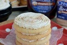 Recipes - yummy desserts / by Angie Read