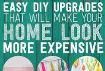 Home Projects / Tips and tricks for keeping your home running smoothly and looking pretty.