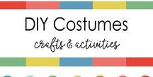 Homemade Costumes / Halloween costume ideas that are cheap and easy to make at home. collection of the most creative Homemade costumes for kids
