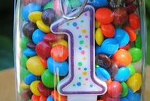 Party Time! / We've gathered together our favorite birthday party food, birthday party planning tips, party planning tips, party food, and party ideas.