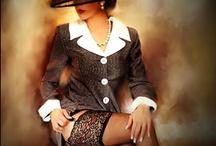 My Vintage Style / by Chentzu Hester