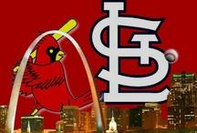 Hometown St. Louis Cardinals / by Chentzu Hester