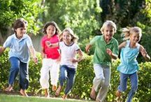 GET ACTIVE with your Kids / If it's fittin', we're pinnin'!