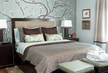 Behind Closed Doors / Master bedroom ideas / by Samantha Hollingshead