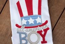 Applique - Boys / Trucks Dirt & Sports / by Ginger Collins