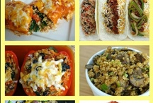 COOK with your Kids / Tons of recipes to get you and your kiddos moving in the kitchen!