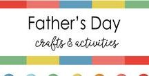 Father's day crafts , gifts and ideas / Father's day crafts , gifts and ideas