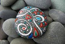 Stones / by Kirstin Tesner