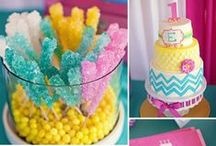 Birthday Party Ideas / Birthday Party Ideas - Kids birthday party ideas including party games, party invitations, party supplies, party decorations, and other great birthday party ideas  Browse Birthday party ideas for girls, party supplies, party favors, tableware, decorations & accessories for a girls birthday party