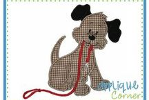 Applique - Animals / by Ginger Collins
