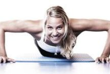 Health & Fitness / New, fitness tips, how to articles, etc.   / by Kirstin Tesner