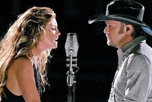 Tim McGraw and Faith Hill / by Cheri Wrye
