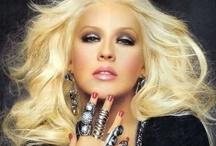 Christina Aguilera / by Cheri Wrye