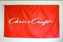 VINTAGE WOOD BOATS / Chris Craft oldies---mostly