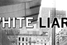 White Liars / White Liars follows the exploits of Tim, a down on his luck New York actor in need of a job and his friend Chet, who has lots of jobs. Their journey takes a satirical look at the world of business, non-paying theatre, and the little white lies that end up becoming much bigger down the road.