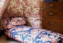 It's oh-so-Toile! / by Cindy Dake