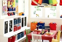 playroom / by Amy Matchette-Miller
