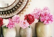 for the home: shelf & table styling.  / by Libby Verret