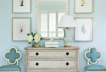 for the home: halls & entryways / by Libby Verret