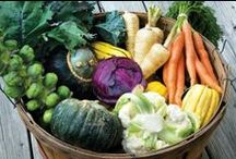 All About Fruits & Vegetables