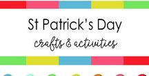 St Patrick's day Crafts & Ideas / Crafts for St Patrick's day