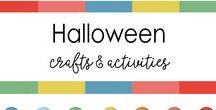 Halloween - Crafts , DIY, Decor, Kids / Halloween - Crafts , DIY, Decor, Kids