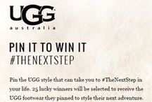 #TheNextStep with UGG / Get inspired with UGG Australia's fashionable footwear from boots, flats, and casual shoes to take #thenextstep in your life with confidence & comfort.  / by UGG Australia