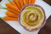 Dips, Sauces, & Condiments / Dips, Sauces, and Condiments to Dress Up Dishes from kitchensinkdiaries.blogspot.com