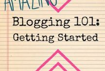 Blog / Blogging How To's / by Samantha Hollingshead