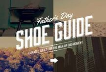 Father's Day Gift Guide / Weekend warrior, outdoorsman, downtown or laid back Dad? Shop curated gifts for the Man-Of-The-Moment. See all at http://j.mp/UGGFathersDay / by UGG Australia