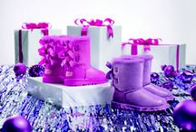 This Is Joy / 'Tis the season to celebrate. This year we're spreading even more cheer through the vibrant colors of our newest Classics. Whether you're giving or receiving, they're sure to put you in a state of holiday bliss. This is joy. This is UGG. / by UGG Australia
