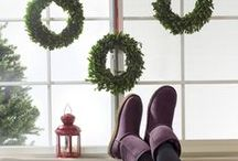 Bring Cheer to Your Home / Bring holiday cheer into your home with these fun and festive decor ideas. Get ready to deck the halls!  / by UGG Australia