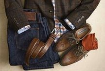 Men's Fashion - Jeans / by Paul Manoian