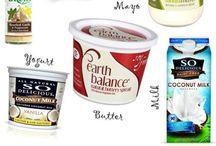 MSPI / Milk/soy protein intolerance safe foods