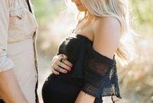 Modern Maternity / modern maternity photography inspiration